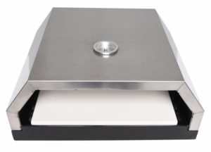 Zenvida Grill Top Pizza Oven