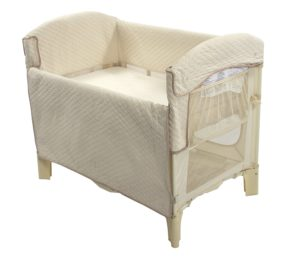 Arm's Reach Ideal Arc Original Co-Sleeper Bedside Bassinet