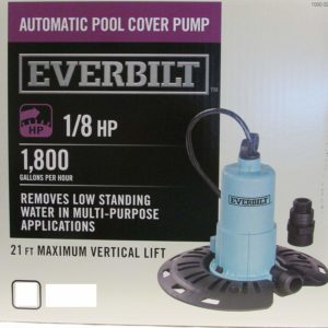 Everbilt HP Pool Cover Pump PC00801G