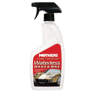 Mothers 05644 Calif - Gold Waterless Wash