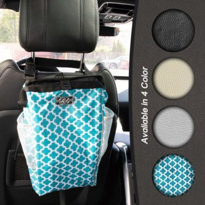 The Keep it Clean CarBage - Auto Trash Can