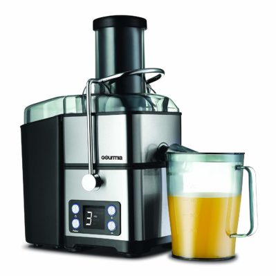 Gourina GJ1350 Stainless Steel Wide Mouth Juicer