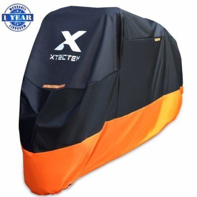 XYZCTEM Motorcycle Cover