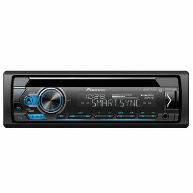 Pioneer DEH-S4120BT in-Dash CD AM-FM Receiver