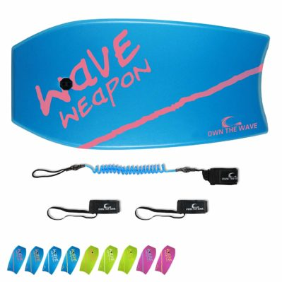 Own the Wave Beach Attack Pack BodyBoards