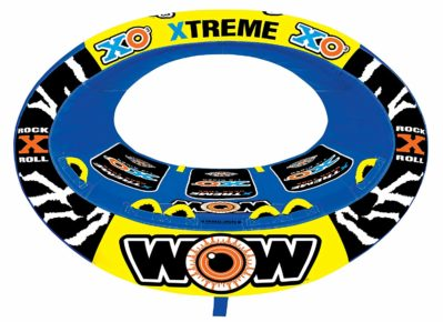 WOW World of Watersports Xtreme Inflatable Towable