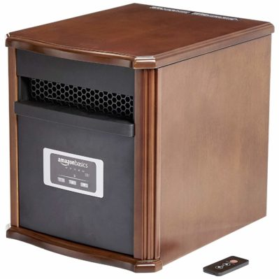 AmazonBasics Portable Space Heater 1500W