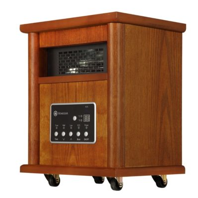 Homegear 1500W Infrared Heater w Remote Control