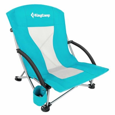 KingCamp Low Sling Beach Camping Concert Folding Chair