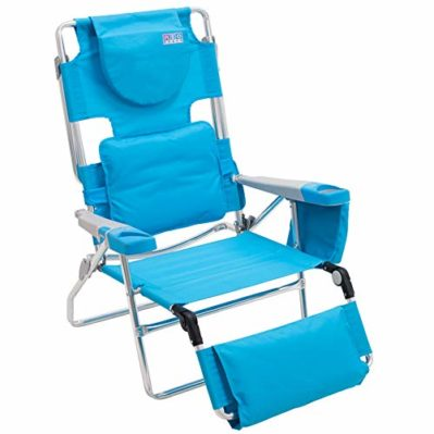 RIO Gear Beach Face Opening Sunbed High Seat