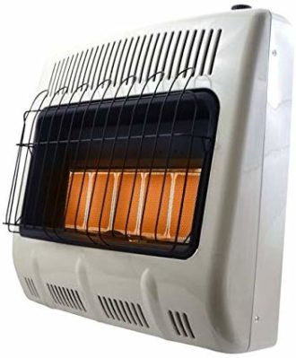 Mr. Heater Corporation Vent-Free 30,000 BTU Radiant Natural Gas Heater