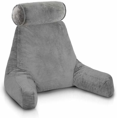 ComfySure Backrest Reading Pillow with Arms