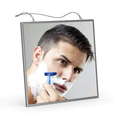 Liootech Fog Free Shower Mirror
