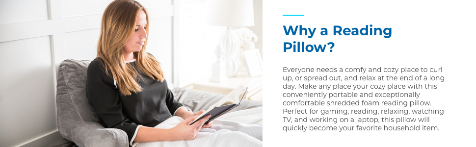 Reading Pillows Review