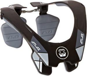 Atlas Brace Technologies Shades of Grey Carbon Brace