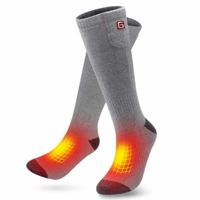 GLOBAL VASION Electric Rechargeable Heated Socks