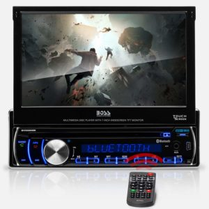 BOSS Audio Systems BV9986BI Car DVD Player