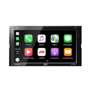 JVC KW-M740BT Apple CarPlay