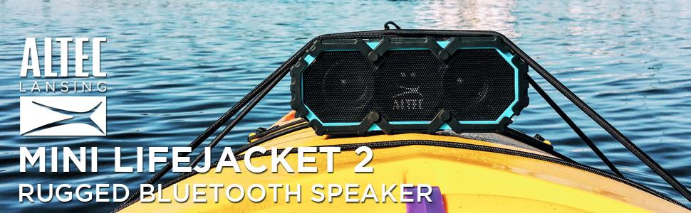 Altec Lansing Bluetooth Speaker Waterproof Review