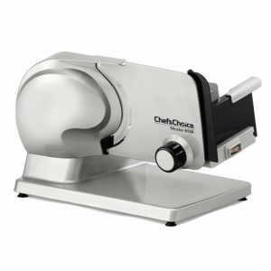 ChefsChoice 615A000 Electric Meat Slicer