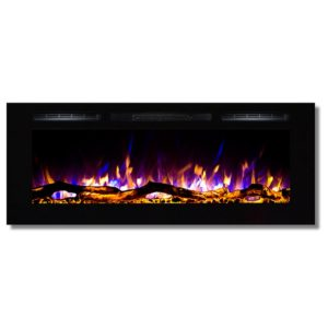 Regal Flame Wall Mounted Electric Fireplace