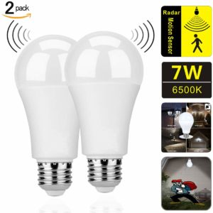 Star Lighting Motion Sensor Light Bulbs