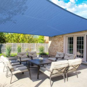 MOVTOTOP Sun Shade Sails Rectangle
