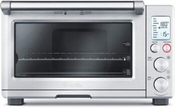 Breville BOV800XL Smart Oven 1800-Watt Convection Toaster Oven