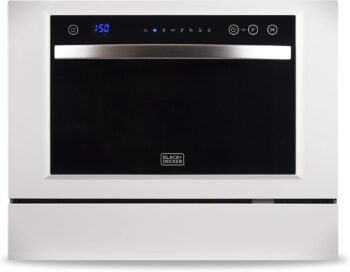 Black and Decker Compact Countertop Dishwasher