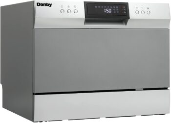 Danby Stainless Countertop Dishwasher