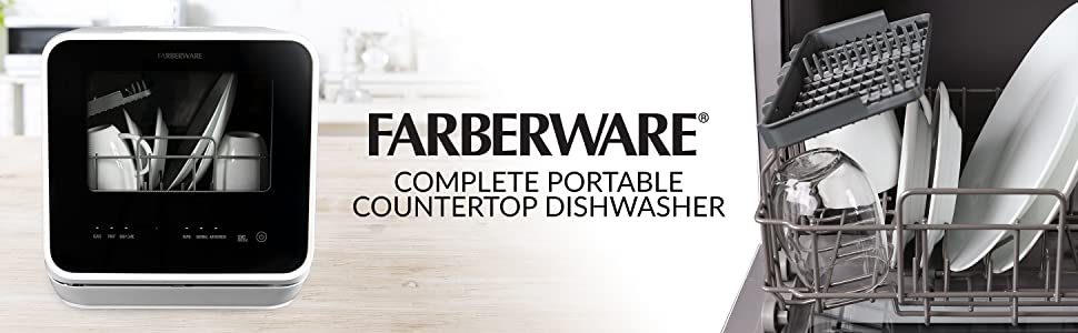 Farberware Dishwasher