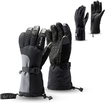 Heated Gloves for Men and Women