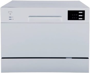 SPT SD-2225DS Compact Countertop Dishwasher
