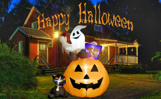 Best Inflatable Halloween Decorations