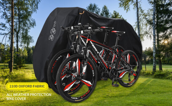 Aiskaer Bicycle Cover