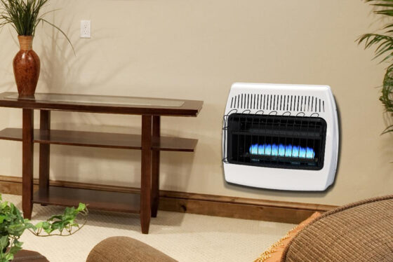 Choose a Natural Gas Wall Heater