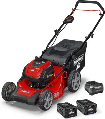 Snapper XD 82V MAX Cordless Electric Lawn Mowers